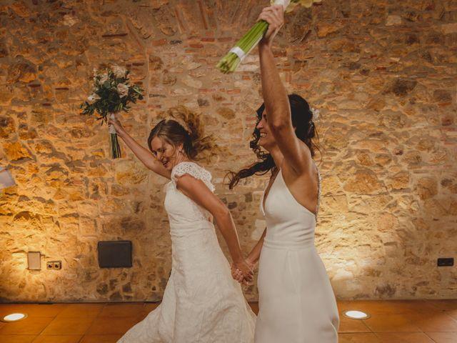 La boda de Alba y Anna en Blanes, Girona 98