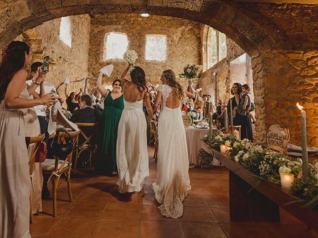 La boda de Alba y Anna en Blanes, Girona 99