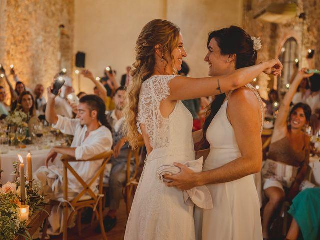La boda de Alba y Anna en Blanes, Girona 108