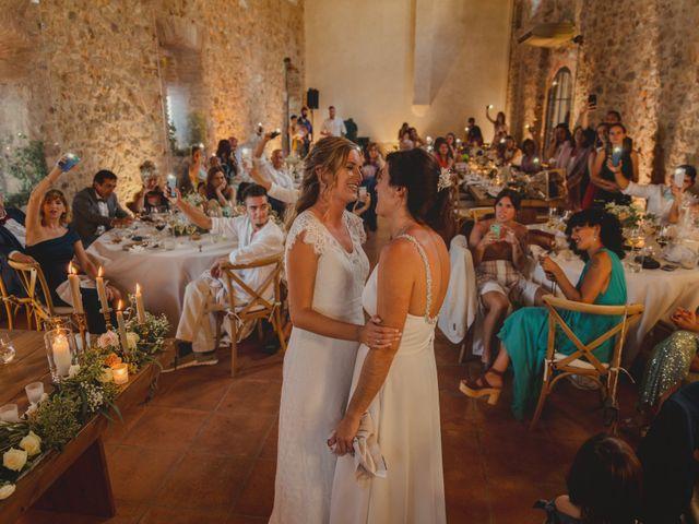 La boda de Alba y Anna en Blanes, Girona 110