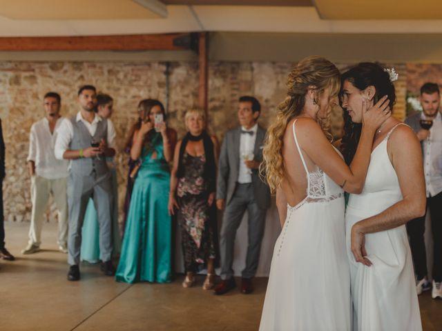 La boda de Alba y Anna en Blanes, Girona 122