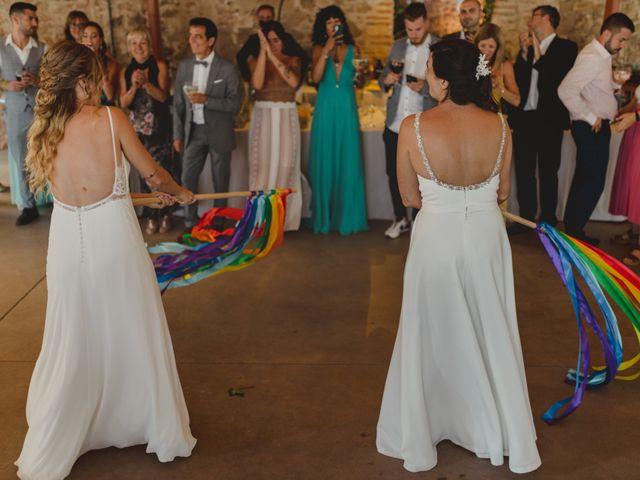 La boda de Alba y Anna en Blanes, Girona 123