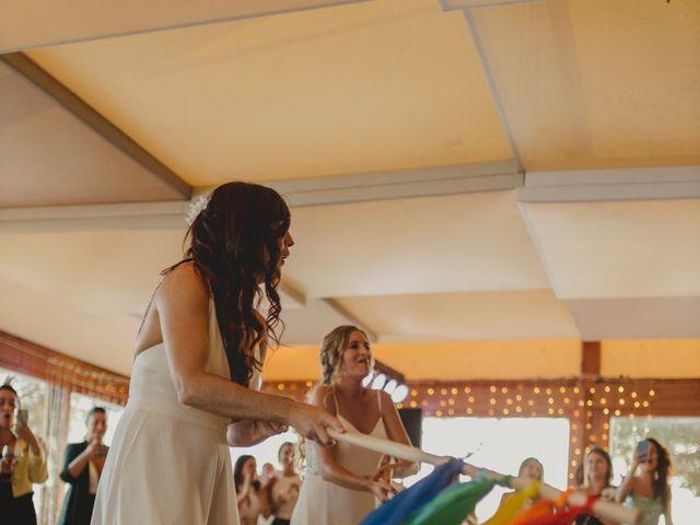 La boda de Alba y Anna en Blanes, Girona 125