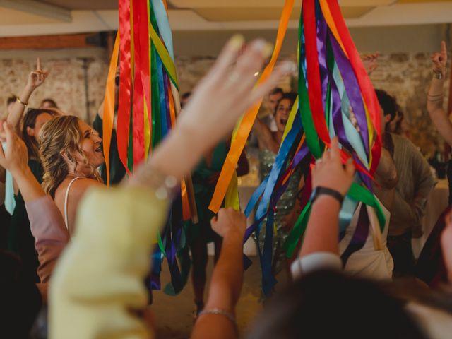 La boda de Alba y Anna en Blanes, Girona 128