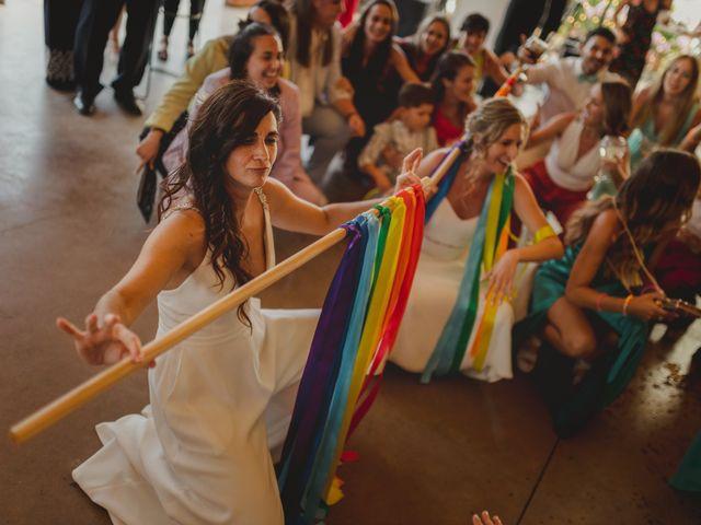 La boda de Alba y Anna en Blanes, Girona 130