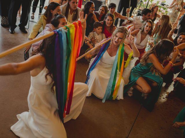 La boda de Alba y Anna en Blanes, Girona 131