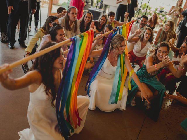 La boda de Alba y Anna en Blanes, Girona 132