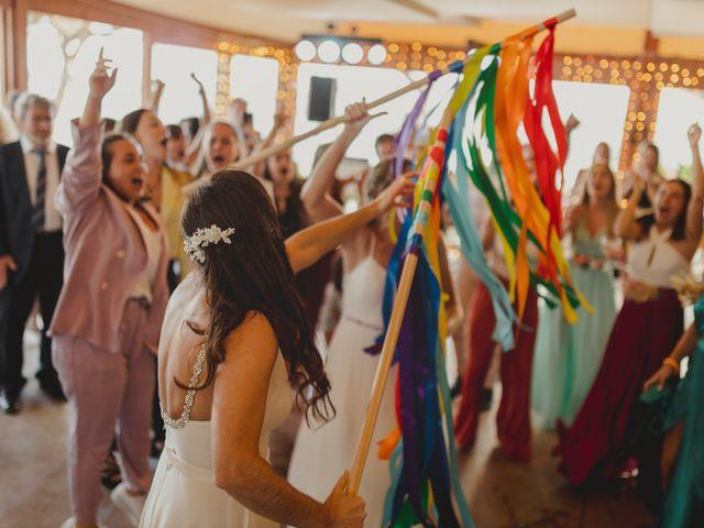 La boda de Alba y Anna en Blanes, Girona 133