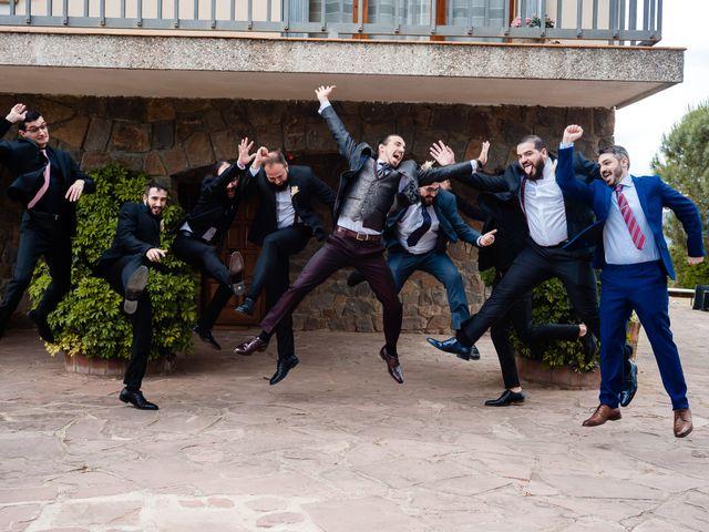 La boda de Marta y Diego en Sant Fost De Campsentelles, Barcelona 3