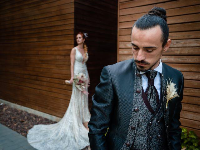 La boda de Marta y Diego en Sant Fost De Campsentelles, Barcelona 10