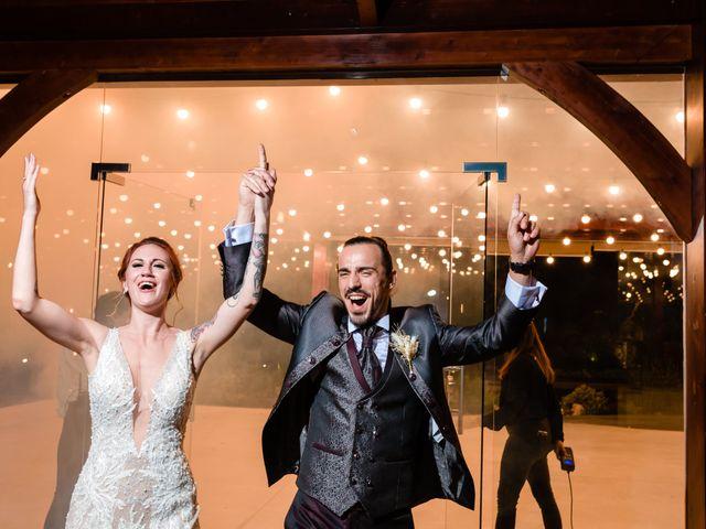 La boda de Marta y Diego en Sant Fost De Campsentelles, Barcelona 11