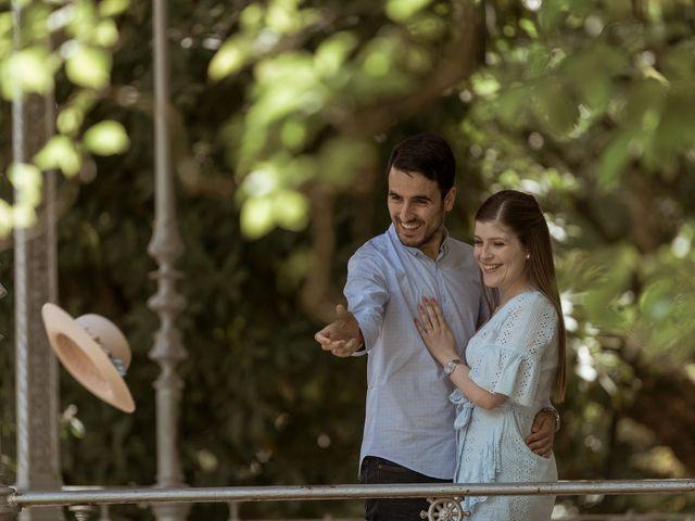La boda de Aarón y Virginia en Laxe, A Coruña 4