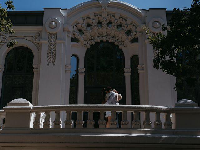 La boda de Aarón y Virginia en Laxe, A Coruña 8