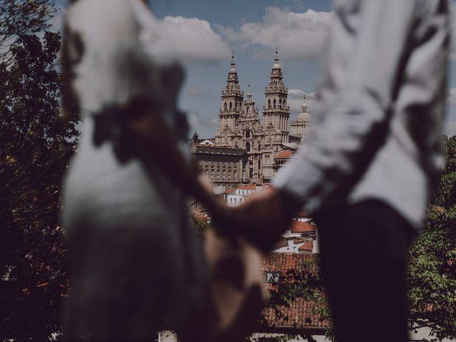 La boda de Aarón y Virginia en Laxe, A Coruña 23