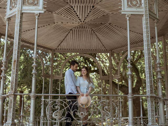 La boda de Aarón y Virginia en Laxe, A Coruña 24