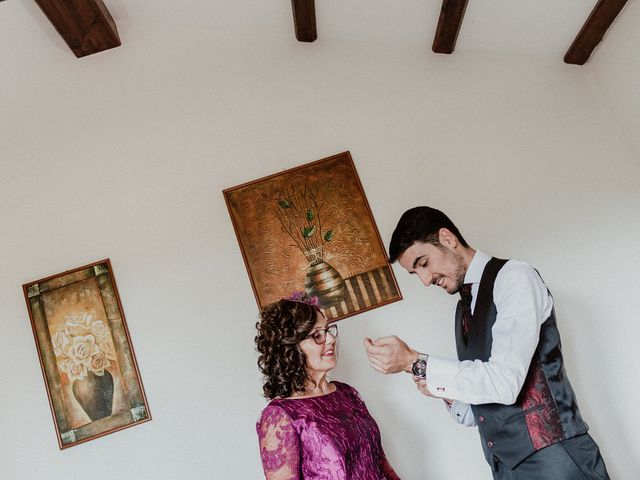 La boda de Aarón y Virginia en Laxe, A Coruña 33