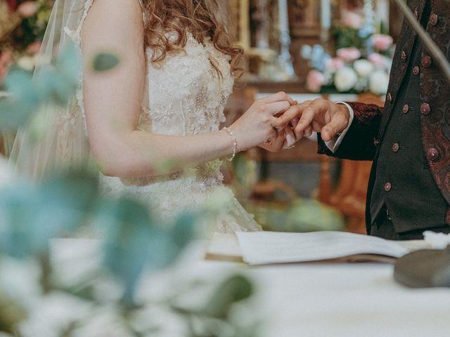 La boda de Aarón y Virginia en Laxe, A Coruña 57