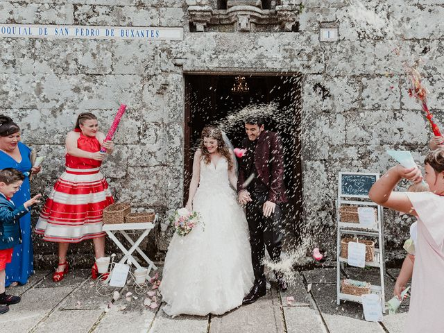 La boda de Aarón y Virginia en Laxe, A Coruña 61