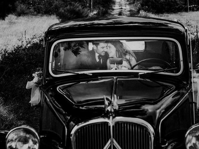 La boda de Aarón y Virginia en Laxe, A Coruña 65