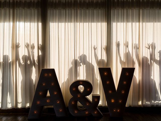 La boda de Aarón y Virginia en Laxe, A Coruña 82