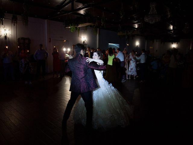 La boda de Aarón y Virginia en Laxe, A Coruña 83