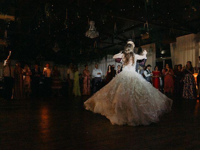La boda de Aarón y Virginia en Laxe, A Coruña 84