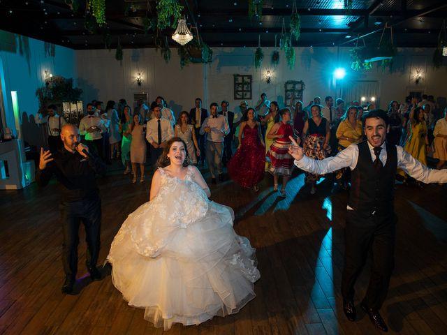 La boda de Aarón y Virginia en Laxe, A Coruña 85