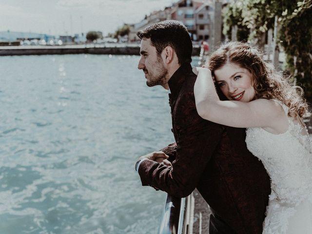 La boda de Aarón y Virginia en Laxe, A Coruña 89