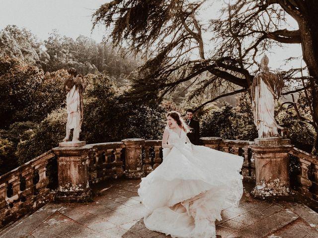 La boda de Aarón y Virginia en Laxe, A Coruña 93