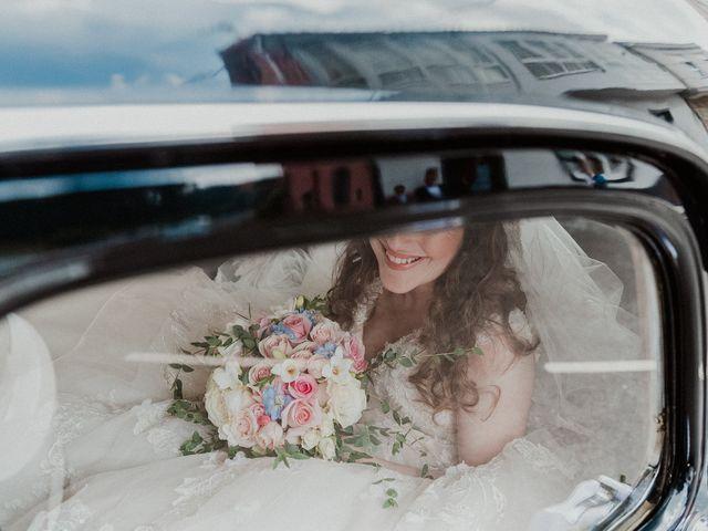 La boda de Aarón y Virginia en Laxe, A Coruña 96