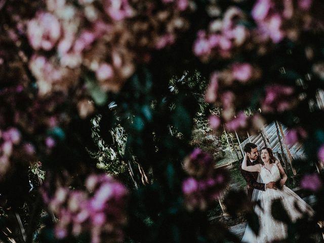 La boda de Aarón y Virginia en Laxe, A Coruña 99