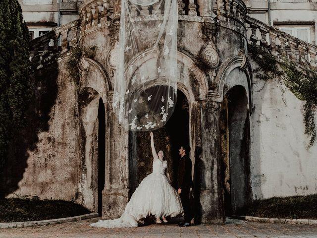 La boda de Aarón y Virginia en Laxe, A Coruña 101