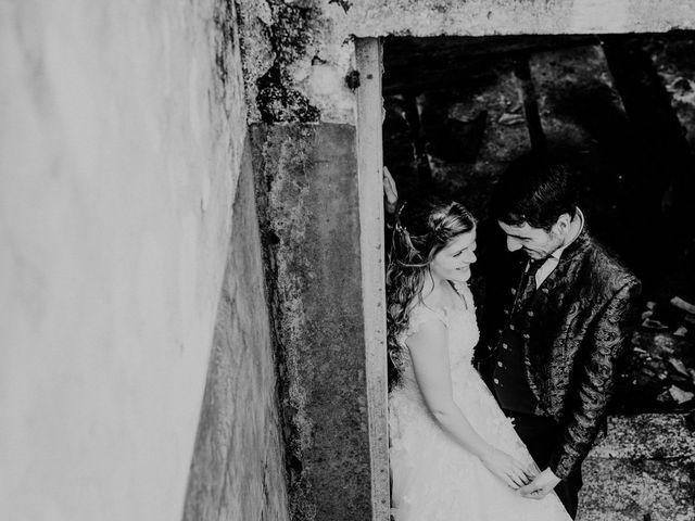 La boda de Aarón y Virginia en Laxe, A Coruña 104