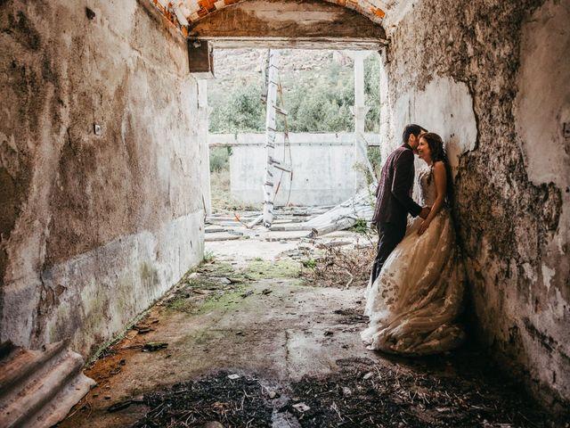 La boda de Aarón y Virginia en Laxe, A Coruña 1