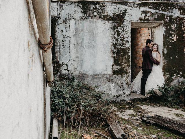 La boda de Aarón y Virginia en Laxe, A Coruña 107