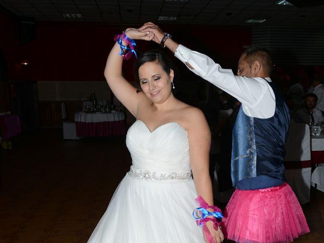 La boda de Cristian y Jenny en Catral, Alicante 1