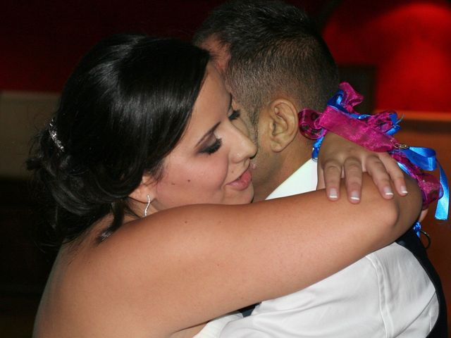La boda de Cristian y Jenny en Catral, Alicante 2