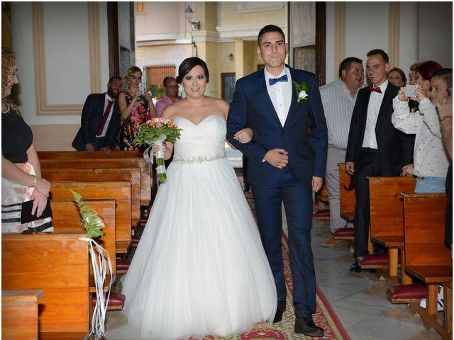 La boda de Cristian y Jenny en Catral, Alicante 5