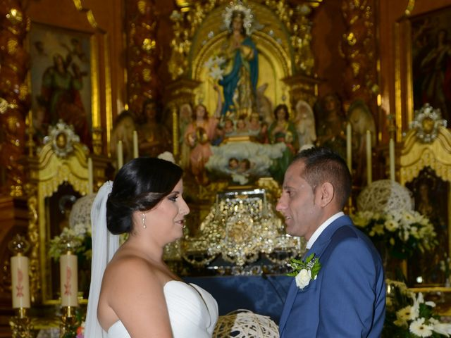 La boda de Cristian y Jenny en Catral, Alicante 6