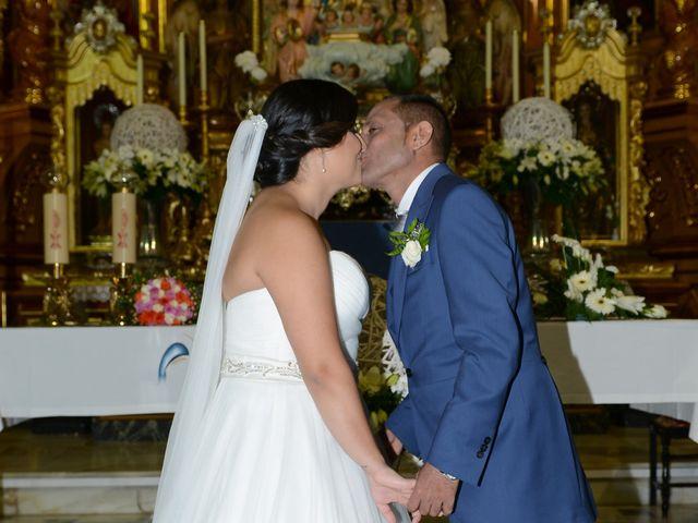 La boda de Cristian y Jenny en Catral, Alicante 7