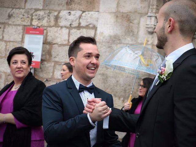 La boda de Diego y Violeta en Burgos, Burgos 4