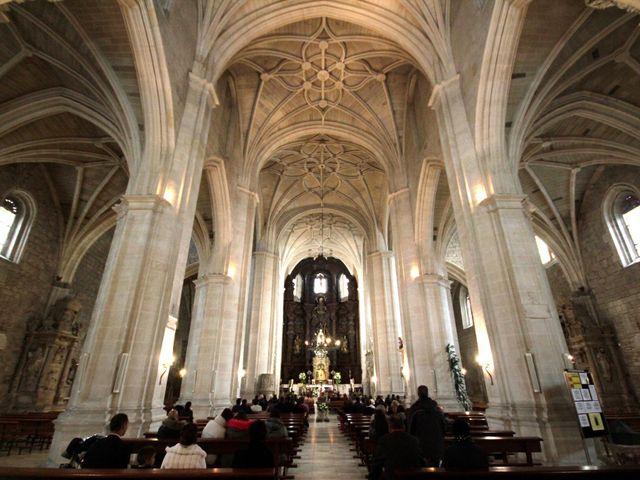 La boda de Diego y Violeta en Burgos, Burgos 10