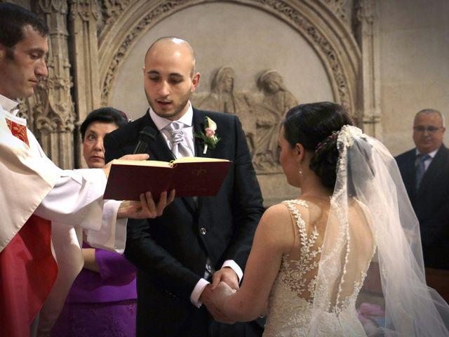 La boda de Diego y Violeta en Burgos, Burgos 11