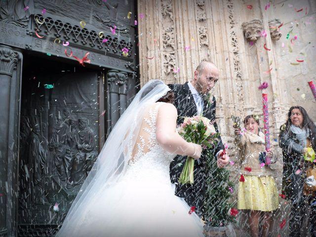La boda de Diego y Violeta en Burgos, Burgos 15