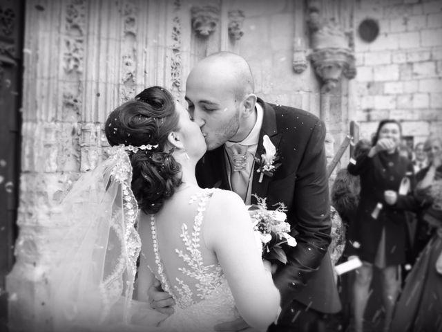 La boda de Diego y Violeta en Burgos, Burgos 1
