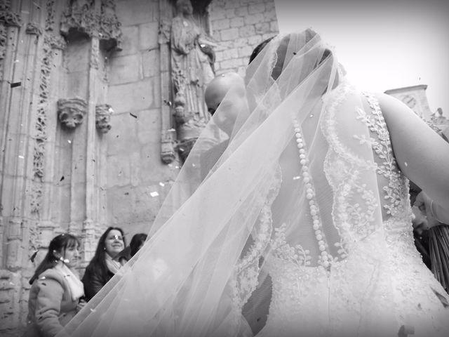 La boda de Diego y Violeta en Burgos, Burgos 16