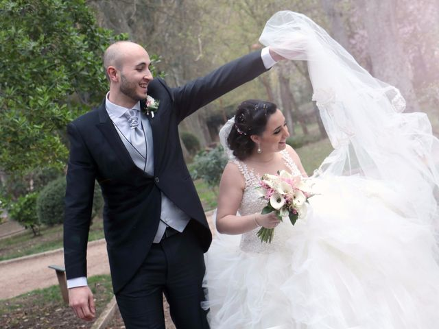 La boda de Diego y Violeta en Burgos, Burgos 20