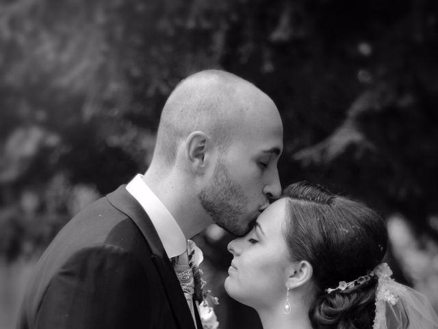 La boda de Diego y Violeta en Burgos, Burgos 21
