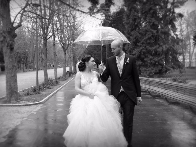 La boda de Diego y Violeta en Burgos, Burgos 2