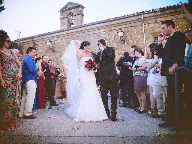 La boda de Roberto y Tamara en Plasencia, Cáceres 1